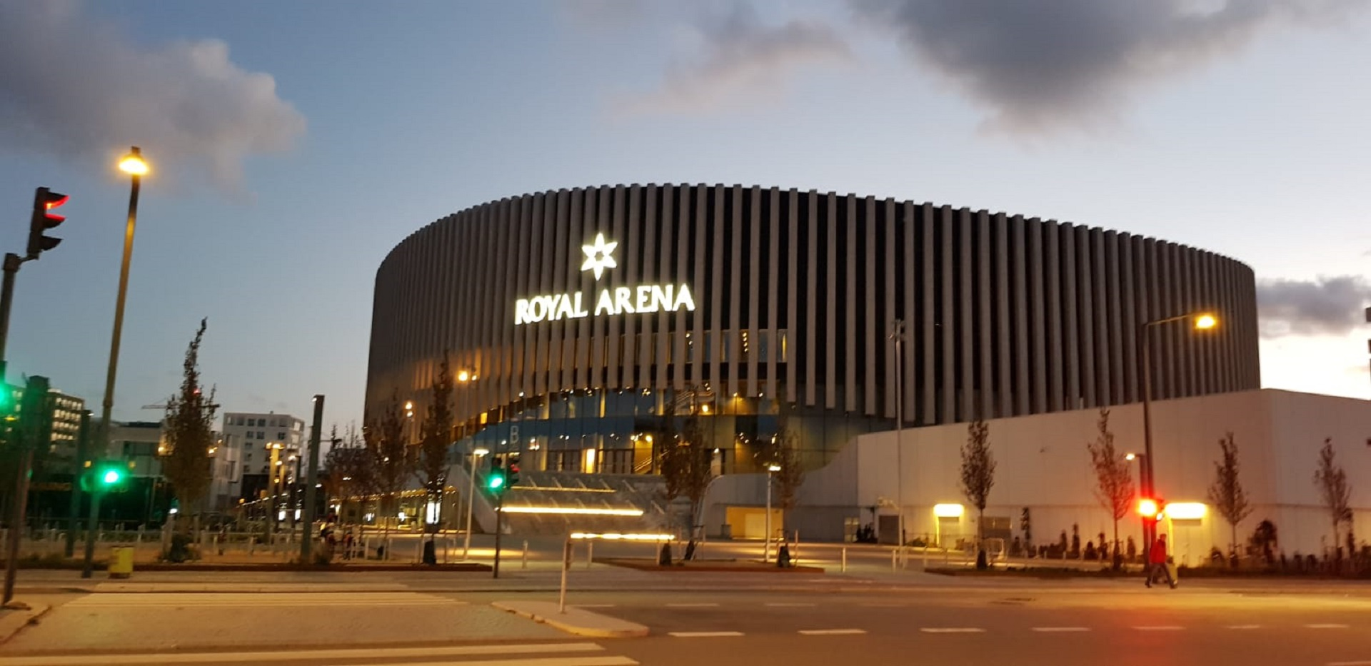 Royal Arena in Kopenhagen, Dänemark